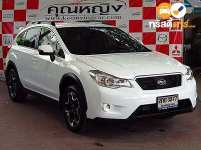 SUBARU XV XV CVT 4WD 2.0I (CBU,SPORTS) 4DR SUV 2.0I 0AT 2015