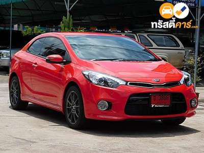 KIA CERATO KOUP 2DR COUPE 2.0I 6AT 2016