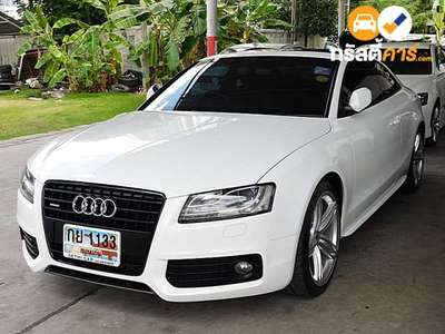 AUDI A5 QUATTRO CVT 2DR COUPE 2.0ITI 8AT 2012