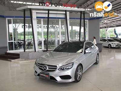 BENZ E-Class E300 EXECUTIVE BLUE TEC HYBRID G-TRONIC PLUS 4DR SEDAN 2.1DTT 7AT 2016