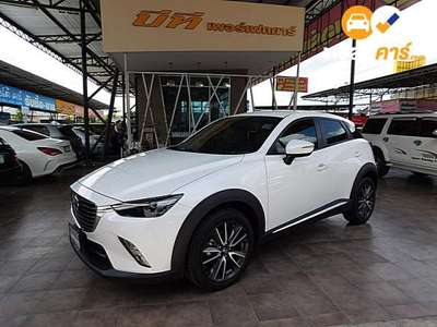MAZDA CX-3 E SA 4DR WAGON 2.0I 6AT 2016