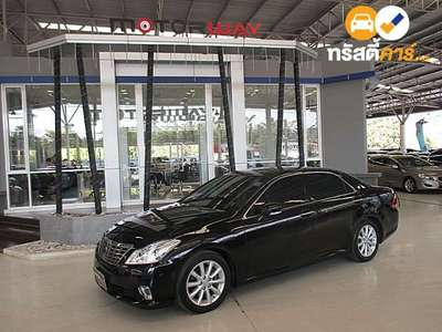 TOYOTA CROWN ROYAL SALOON 4DR SEDAN 3.0I 4AT 2012