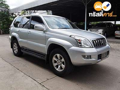TOYOTA LAND CRUISER 7ST PRADO 4DR SUV 4.0I 4AT 2006
