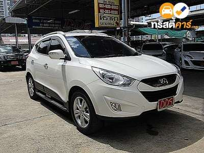 HYUNDAI TUCSON G SA 4DR WAGON 2.0I 6AT 2012