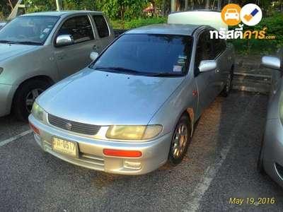 MAZDA 323 SGLX 4DR SEDAN 1.6I 4AT 1995