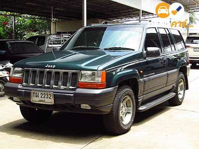 JEEP CHEROKEE LAREDO 7ST CHEROKEE 4DR SUV 4.0I 4AT 1997