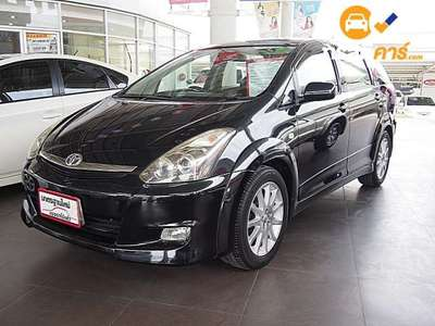 TOYOTA WISH Q 6ST 4DR WAGON 2.0I 4AT 2007