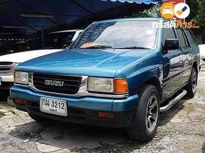 ISUZU CAMEO 4DR WAGON 2.5D 5MT 1993