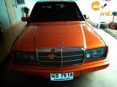 BENZ 190 4DR SEDAN 1.8I 4AT 1992