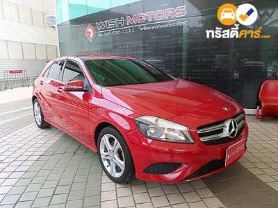 BENZ A-Class URBAN SA A180 BLUEEFFICIENCY 4DR MPV 1.6I 7AT 2015