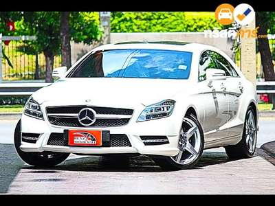 BENZ CLS-Class G-TRONIC CLS250 CDI AMG 4DR COUPE 2.1DTI 7AT 2013
