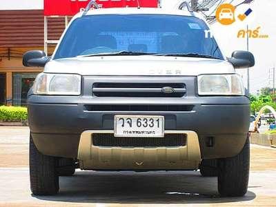 LANDROVER FREELANDER V6 HSE SA 4DR SUV 2.5I 5AT 2002