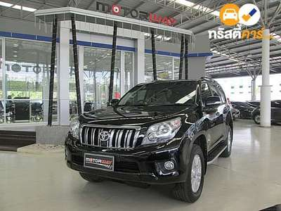 TOYOTA LAND CRUISER 7ST PRADO 4DR SUV 3.0I 4AT 2011