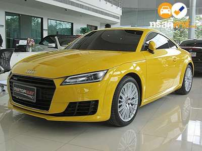 AUDI TT QUATTRO DCT 2DR COUPE 2.0TC 6AT 2015