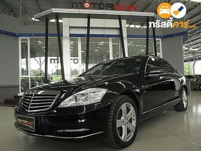 BENZ S-Class G-TRONIC S300 4DR SEDAN 3.0I 7AT 2012