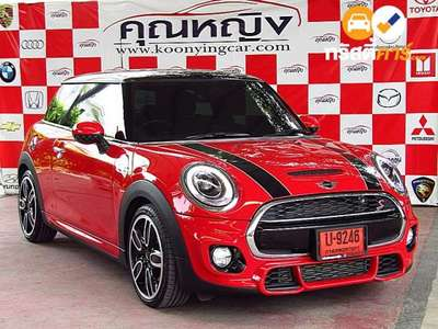 MINI COUPE S SA 2DR HATCHBACK 2.0IS 6AT 2016