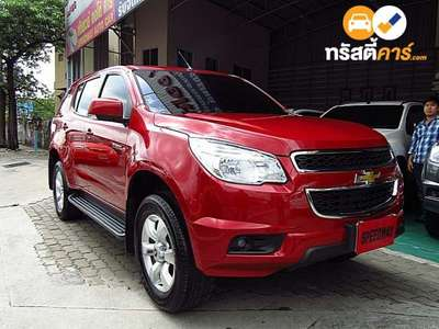 CHEVROLET TRAILBLAZER LT 7ST 4DR SUV 2.8DCT 6AT 2015