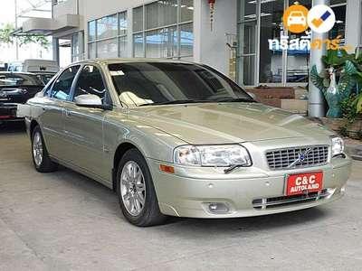 VOLVO S80 D5 SA 4DR SEDAN 2.4DCT 6AT 2007