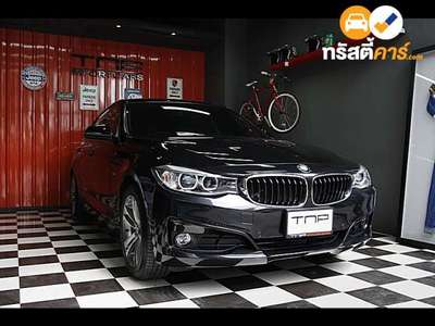 BMW Series 3 320D STEPTRONIC 4DR SEDAN 2.0DTI 8AT 2016