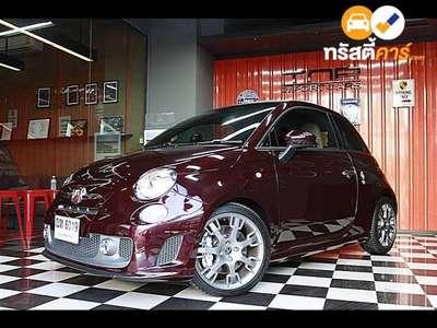 FIAT 500 SPORT PREMIUM SMAC 2DR HATCHBACK 1.4I 5MT 2015