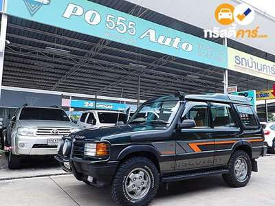 LANDROVER DISCOVERY TDI 4DR SUV 2.5DTI 4AT 1996