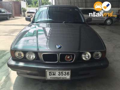 BMW Series 5 525I 4DR SEDAN 2.4I 4AT 1994