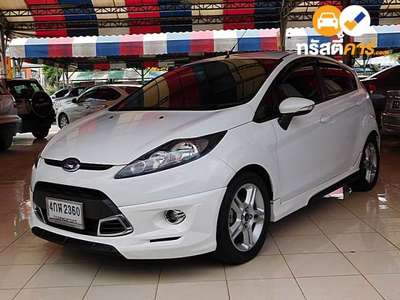 FORD FIESTA SPORT ULTIMATE 4DR HATCHBACK 1.6I 6AT 2016