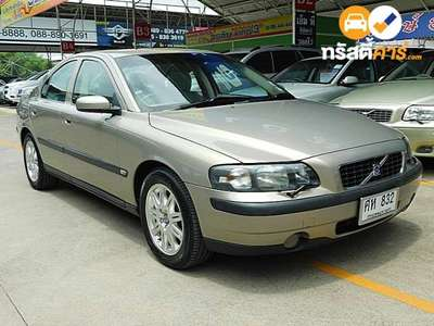 VOLVO S60 SA 4DR SEDAN 2.3ITI 5AT 2005