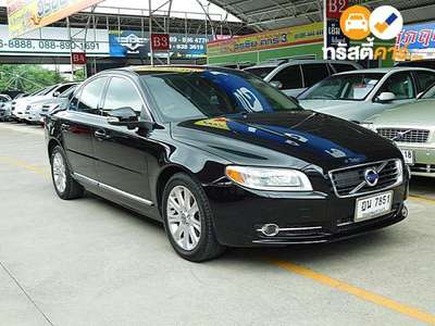 VOLVO S80 SA 4DR SEDAN 2.5ITC 6AT 2010