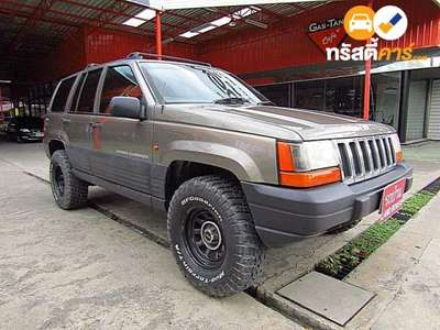JEEP CHEROKEE V6 LIMITED 7ST CHEROKEE 4DR SUV 4.0I 4AT 1998