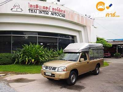NISSAN FRONTIER SINGLE CAB AE 2DR PICKUP 2.5DTI 5MT 2006