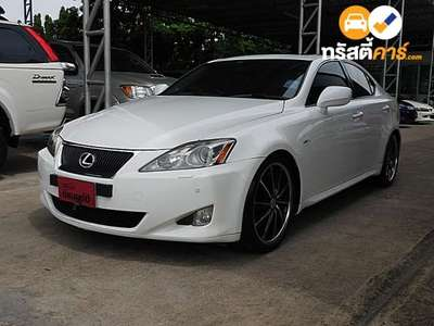 LEXUS IS LUXURY 4DR SEDAN 2.5I 4AT 2007