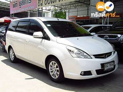 PROTON EXORA HIGH LINE 7ST 4DR WAGON 1.6I 4AT 2011
