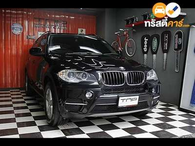 BMW X5 XDRIVE 30D STEPTRONIC 4DR SUV 3.0DCT 8AT 2012