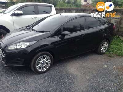 FORD FIESTA TREND 4DR SEDAN 1.5I 6AT 2016