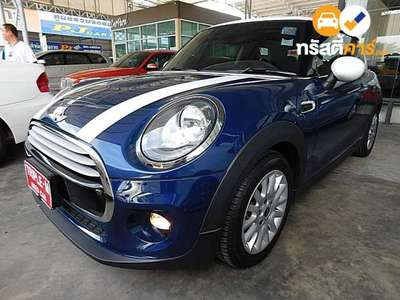 MINI COUPE D SA 2DR HATCHBACK 1.5DCT 6AT 2014