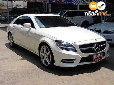 BENZ CLS-Class G-TRONIC CLS250 CDI AMG 2DR COUPE 2.1DTI 7AT 2013