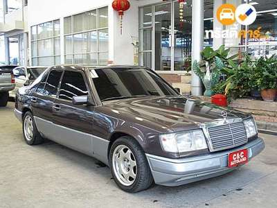 BENZ 300 4DR SEDAN 2.5I 4AT 1993