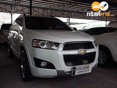 CHEVROLET CAPTIVA LT 7ST TIPTRONIC 4DR SUV 2.0DCT 6AT 2014