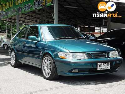 SAAB 900 S 4DR HATCHBACK 2.0 4AT 1995