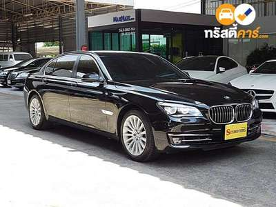 BMW Series 7 STEPTRONIC 730LD 4DR SEDAN 3.0DTI 6AT 2014