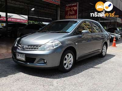 NISSAN TIIDA G LATIO 4DR SEDAN 1.6I 4AT 2011