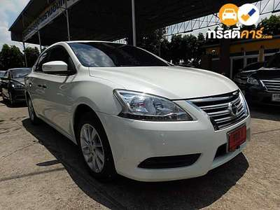 NISSAN SYLPHY E XTRONIC CVT FWD 1.6I (CNG) 4DR SEDAN 1.6I 0AT 2015