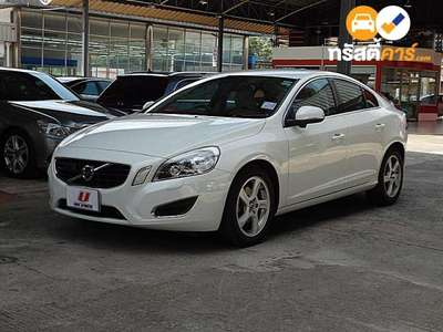 VOLVO S60 4DR SEDAN 2.0TC 6AT 2012
