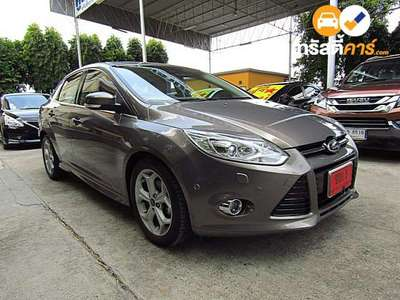 FORD FOCUS TITANIUM 4DR SEDAN 2.0I 6AT 2016