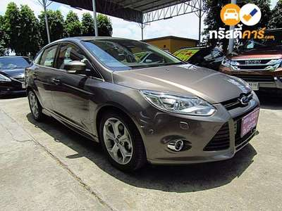 FORD FOCUS TITANIUM PLUS 4DR SEDAN 2.0I 6AT 2016