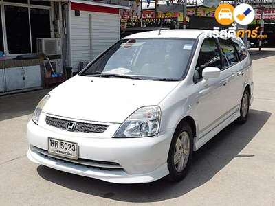 HONDA STREAM E 7ST 4DR WAGON 2.0I 5AT 2004