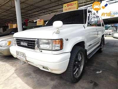 ISUZU TROOPER 4DR WAGON 3.0DTI 4AT 1996