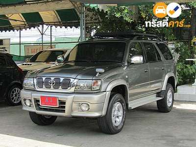 TOYOTA SPORT RIDER G LIMITED RIDER 4DR WAGON 3.0DT 5AT 2005