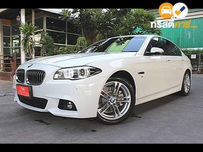 BMW Series 5 M SPORT STEPTRONIC 525D 4DR SEDAN 2.0DCT 8AT 2015
